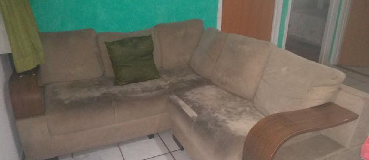 Sofá barato em Belo Horizonte estrutura excelente confira