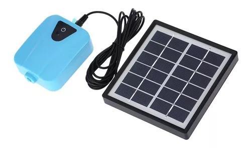 Solar alimentado / dc carregamento oxygenator água oxigêni