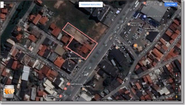 Terreno comercial e ou residencial bem localizado na dorival