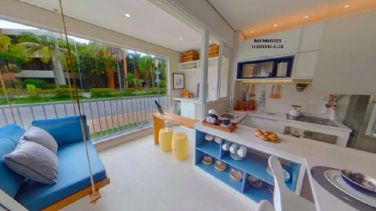Apartamento com 2 quartos à venda, 54 m² por r$ 335.000