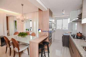 Apartamento com 3 quartos à venda no bairro central, 91m²