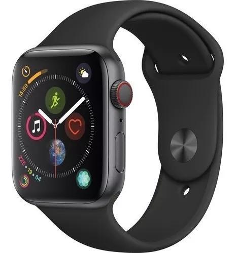 Apple watch serie 4 gps + celular 44mm modelo a2008 nota