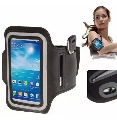 Armband braçadeira porta celular smartphone corrida