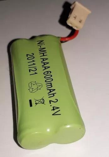 Bateria intelbrás para aparelho ts40 2.4v 600mah usada