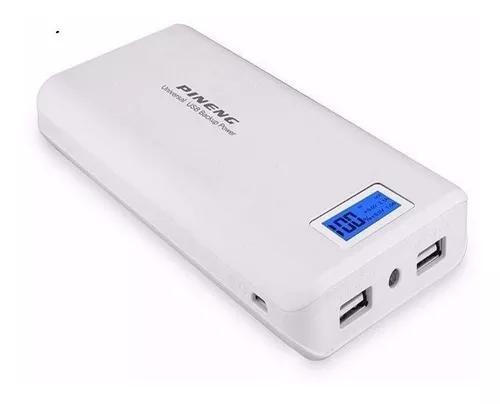 Bateria portátil externa original p/ iphone samsung