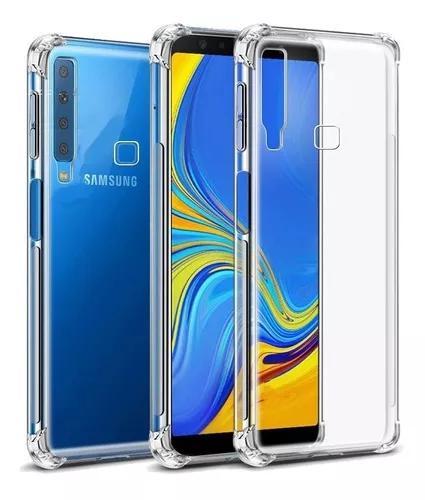 Capa anti shock samsung galaxy a9 2018 + pelicula de vidro