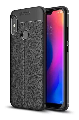 Capa Capinha Xiaomi Mi A2 Lite Tela 5,84+pelicula Full Cover