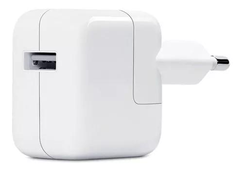 Carregador font 10w + cabo usb lightning iphone ipad +brinde