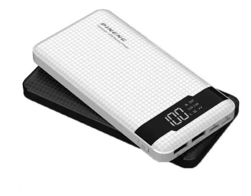 Carregador Portátil Powerbank Pineng Pn961 10000mah Usb 3.0
