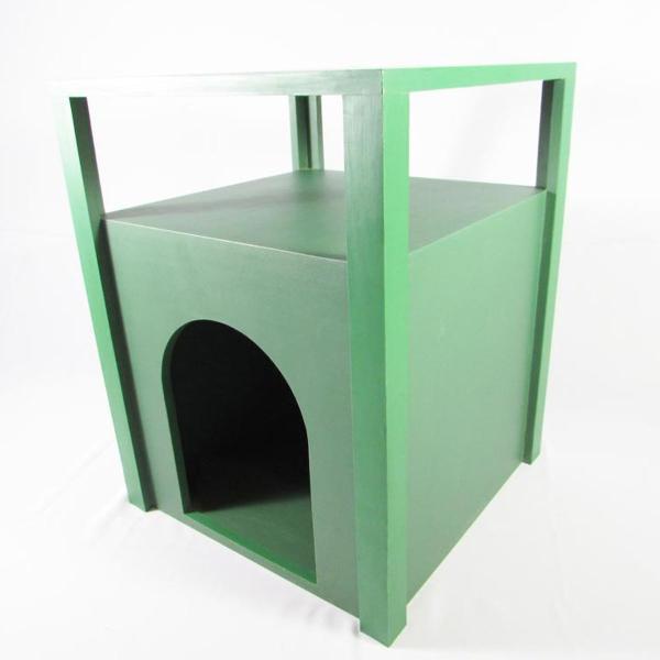 Casinha criado mudo design aparador p/ gato e cachorro