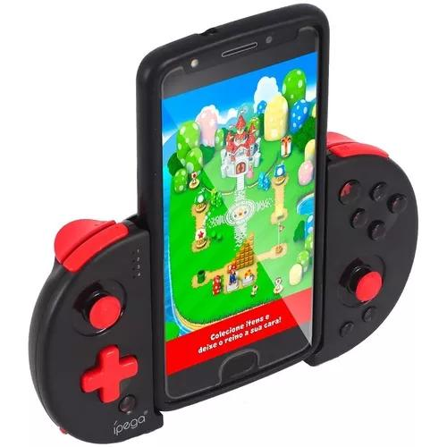 Controle joystick ipega 9087 android iphone psp manete game