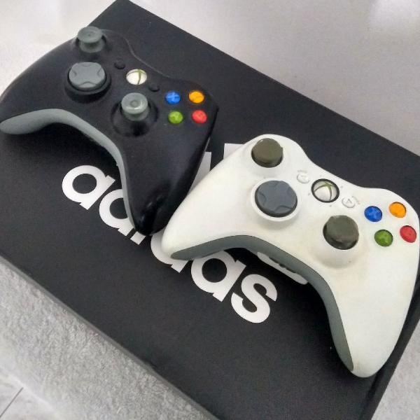 Controle(s) xbox 360