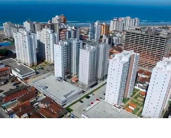 Dez Praia grande. apartamento de 47M2 á partir 188 mil