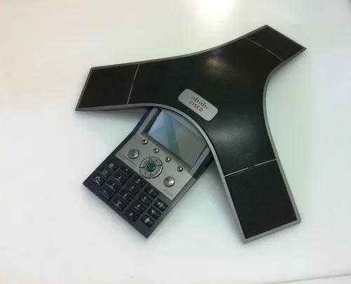 Estação de audio conferência ip cisco cp-7937g