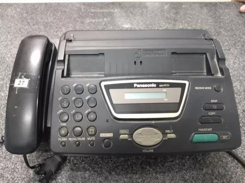 Fax panasonic kx ft 71