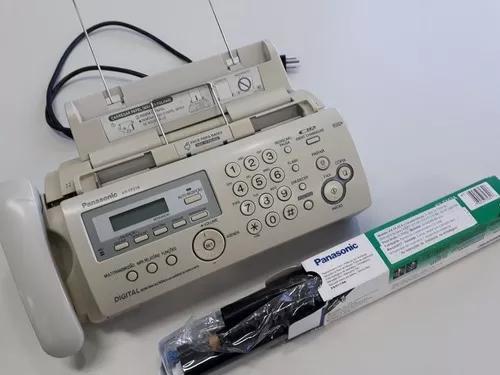 Fax panasonic kx-fp218 - excelente estado