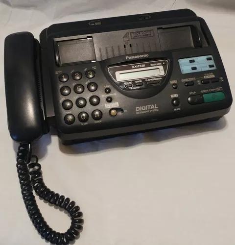 Fax Panasonic Kx-ft25la C/ Secretária Eletrônica