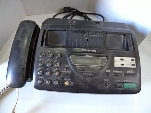 Fax panasonic mod. kx-ft21 defeito sucata vendo no estado