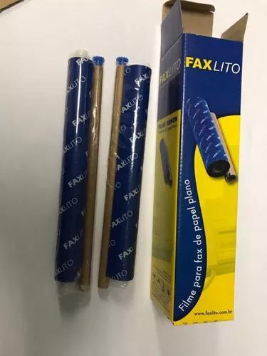 Filme para fax faxlito fp19 panasonic kx-fa52a