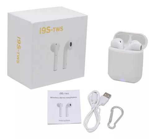 Fone de ouvido i9s tws estilo: airpods android e iphone