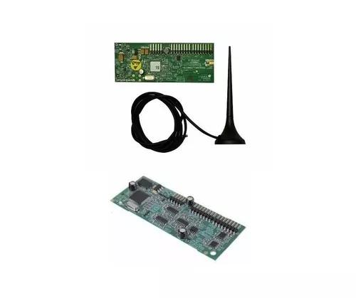 Kit placa dect 5rm e placa para disa modulare mais intelbras