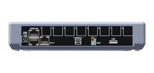 Pabx xip - 220 lite com e1 + 28 ramais + 2 linhas analogicas