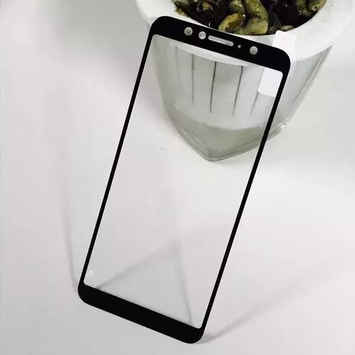 Película de vidro 3d zenfone max pro zb602kl preta cobre