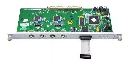 Placa interface 1 e1 até 30 linhas r2/rdsi impacta 140/220