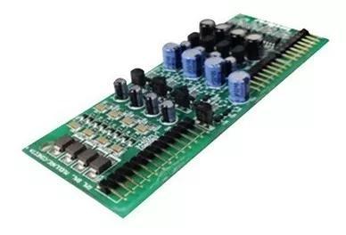 Placa ramal balanceada 4rm conecta e modulare mais intelbras