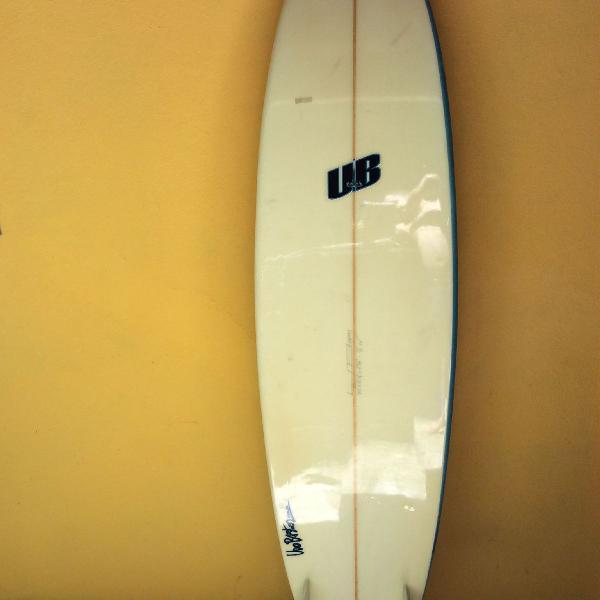 Prancha de surf - funboard - udo bastos