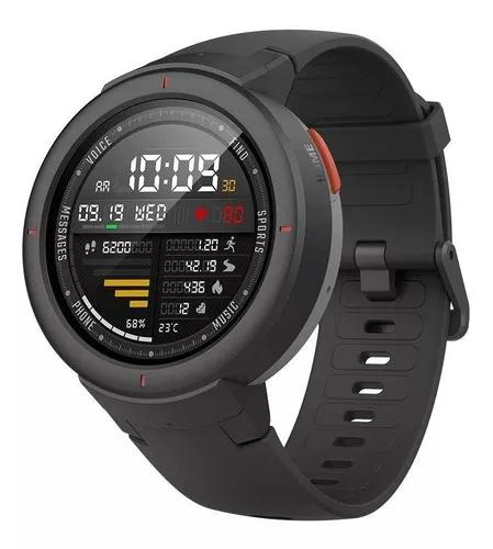 Relógio xiaomi amazfit verge a1811 gps 1 ano garantia + nf