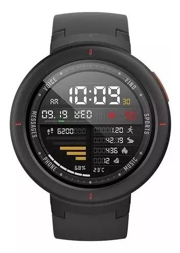 Smartwatch amazfit verge xiaomi relógio inteligente global