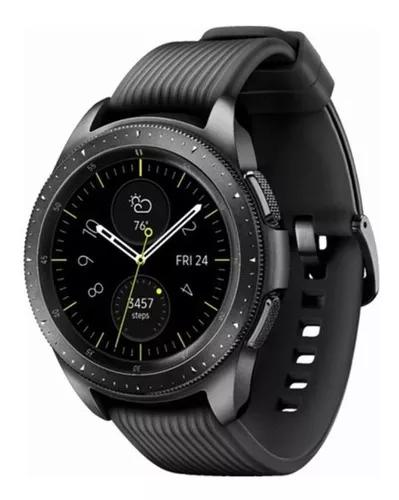 Smartwatch samsung galaxy watch bt 42mm 4gb sm-r810 preto