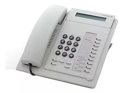 Telefone com fio casa digital aastra dialog 3212 ericsson