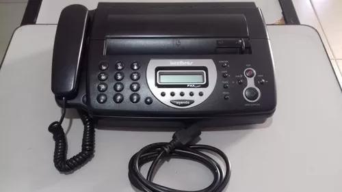 Telefone e fax intelbras - s