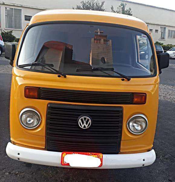 Volkswagen kombi furgão 1.4 mi total flex 8v