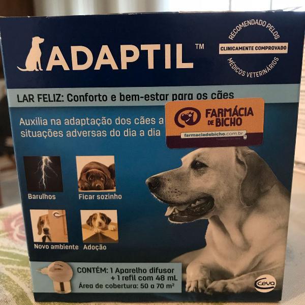 Adaptil ceva difusor elétrico cães