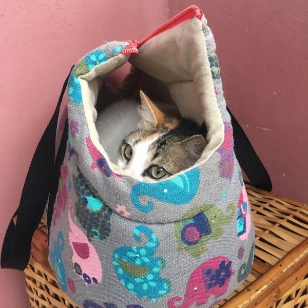 Bolsa transporte para pets