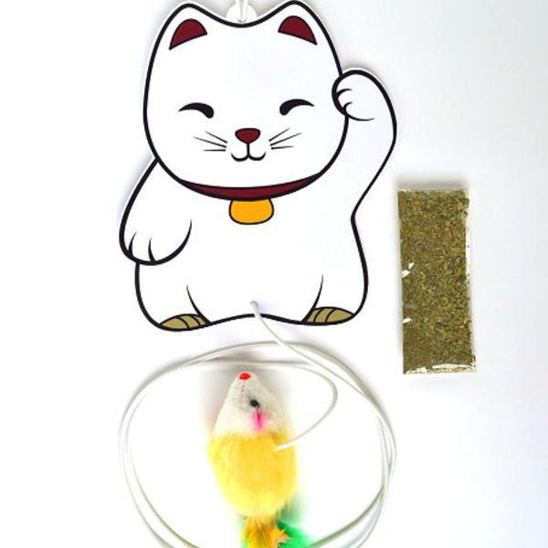 Brinquedo para gatos lucky cat