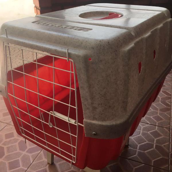 Caixa de transporte de pet