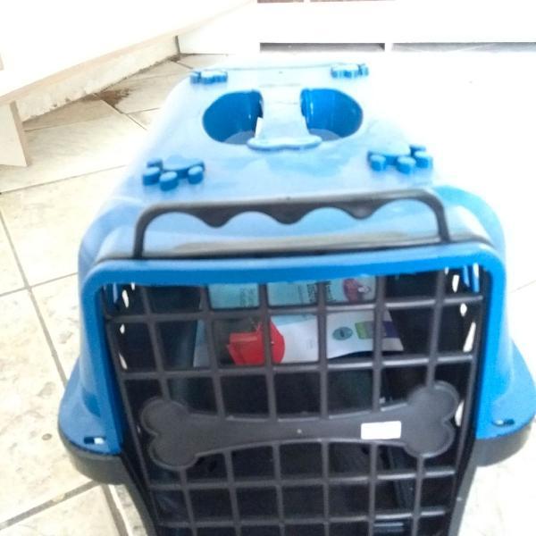Caixa transporte pet