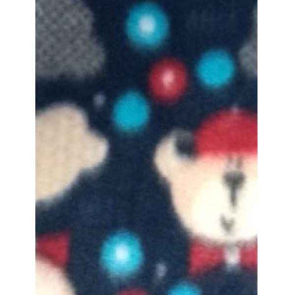 Cobertor de soft 50 x 70 azul