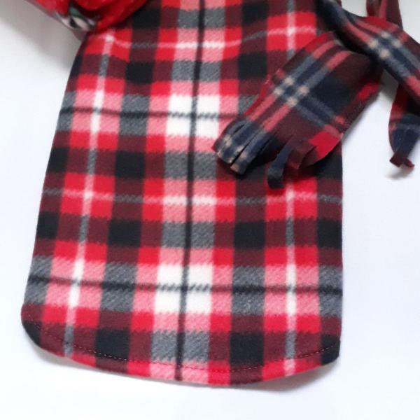Kit inverno para cães roupa + manta + cachecol