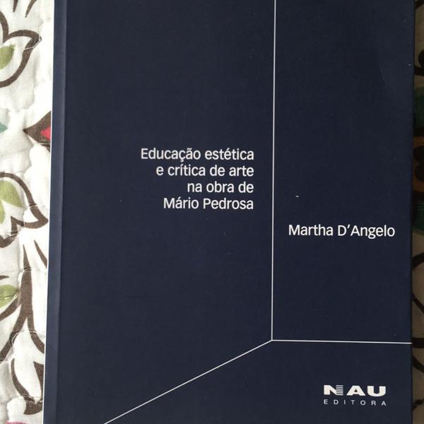 Livro educação estética