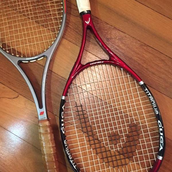 Raquete de tênis - compre 1 - leve 2