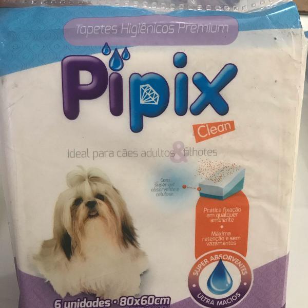 Tapete higiênico para cachorros