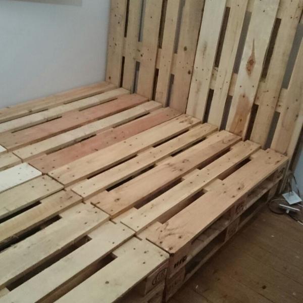 01 unidade - europallet madeira original 80x120x15 cm