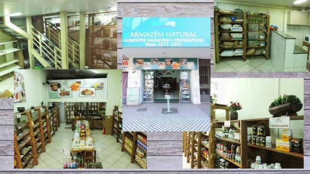 Loja de produtos naturais no centro de goiânia