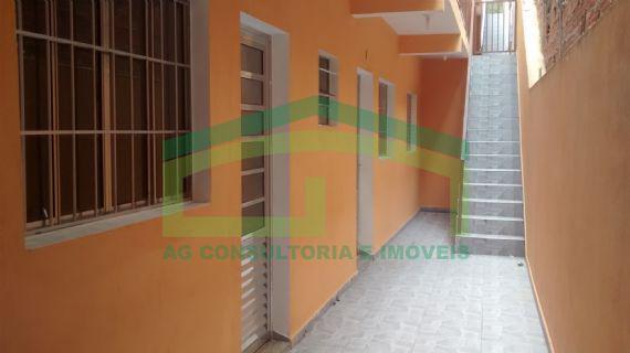 Casa com 1 quarto para alugar, 60 m² por r$ 850/mês cod.