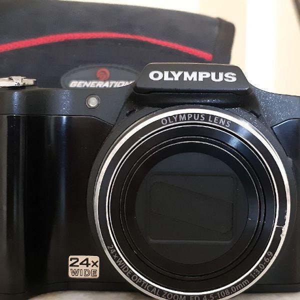 Câmera digital olympus sz-12 14.0 megapixels